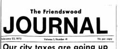Friendswood Journal newspaper archives