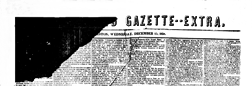 Civilian And Gazette Extra newspaper archives