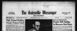Gatesville Messenger And Star Forum newspaper archives