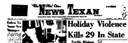 Hurst Mid Cities News Texan newspaper archives