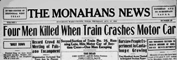 Monahans News newspaper archives