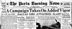 Paris News newspaper archives
