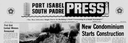 Port Isabel South Padre Press newspaper archives