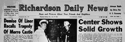Richardson Daily News newspaper archives