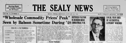 Sealy News newspaper archives