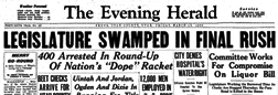 Provo Evening Herald newspaper archives