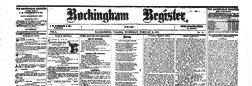 Harrisonburg Rockingham Register And Advertiser newspaper archives