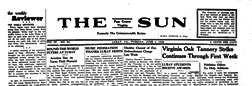Luray Sun newspaper archives