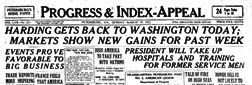 Progress And Index Appeal newspaper archives