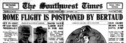 Pulaski Southwest Times newspaper archives