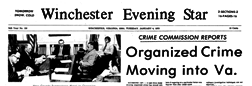 Winchester Star newspaper archives