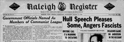 Beckley Register newspaper archives