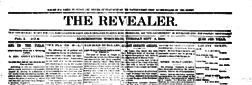 Bloomington Revealer newspaper archives