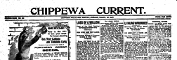 Chippewa Current newspaper archives