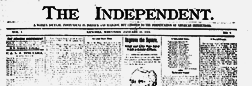 Kenosha Independent newspaper archives