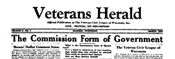 Veterans Herald newspaper archives