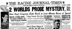 Racine Journal Times newspaper archives