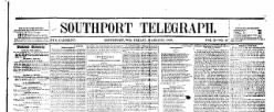 Southport Telegraph newspaper archives