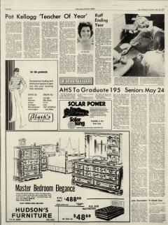 Ada Sunday News Newspaper Archives, May 15, 1977, p  6