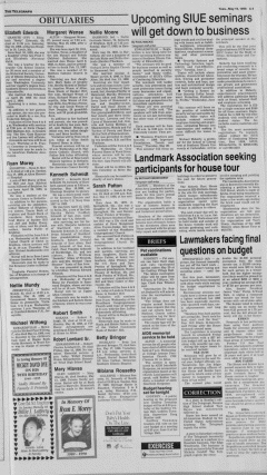 Alton Telegraph Newspaper Archives, May 19, 1998, p  5