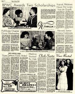 Argus newspaper archives