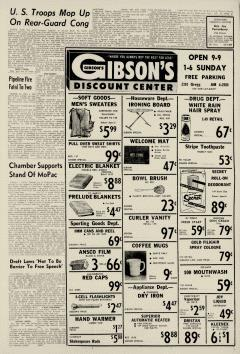 Big Spring Daily Herald newspaper archives