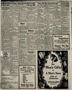 Bluefield Daily Telegraph Archives, Dec 21, 1930, p  47