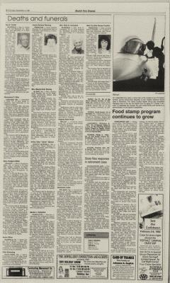 Bluefield Daily Telegraph Archives, Nov 3, 1991, p  20