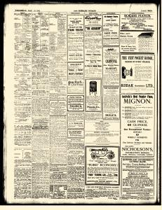 Brisbane Courier Newspaper Archives May 10 1916 P 2