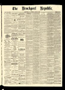 Brockport Republic Newspaper Archives, Apr 29, 1869