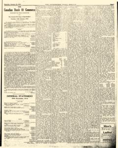 Lethbridge Herald, January 23, 1913, Page 3