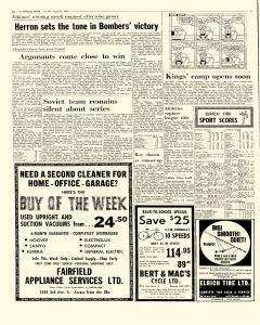 Lethbridge Herald newspaper archives