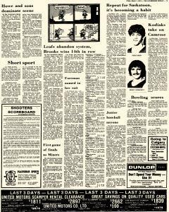 Lethbridge Herald, March 01, 1974, Page 15