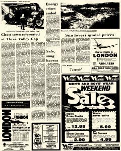 Lethbridge Herald, March 01, 1974, Page 16