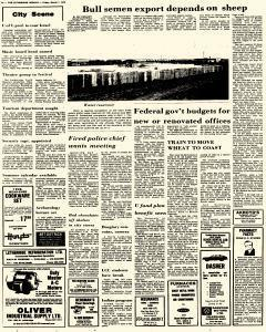 Lethbridge Herald, March 01, 1974, Page 18