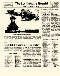Lethbridge Herald, March 01, 1974, Page 8