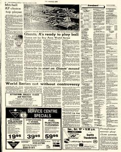 Lethbridge Herald, October 14, 1989, Page 12