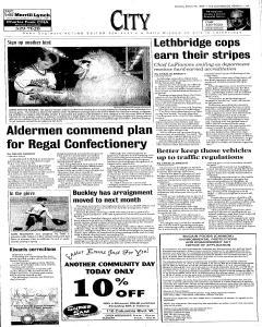 Lethbridge Herald, March 23, 1999, Page 3