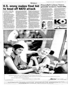 Lethbridge Herald, March 23, 1999, Page 7