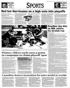 Lethbridge Herald, March 23, 1999, Page 15