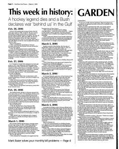 Lethbridge Herald, March 01, 2006, Page 30