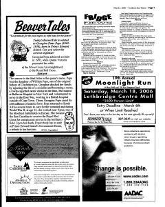 Lethbridge Herald, March 01, 2006, Page 35