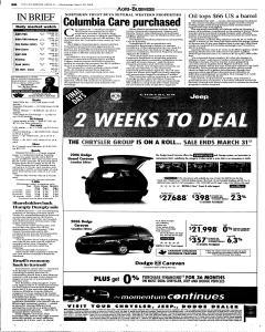 Lethbridge Herald, March 29, 2006, Page 20