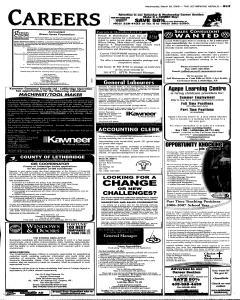 Lethbridge Herald, March 29, 2006, Page 27