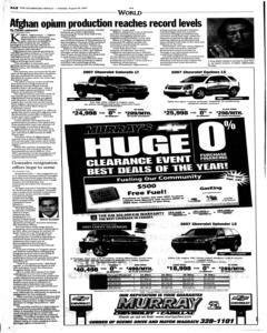 Lethbridge Herald, August 28, 2007, Page 36