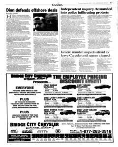 Lethbridge Herald, August 28, 2007, Page 31