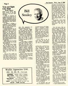 Baldur Gazette, August 03, 1983, Page 8