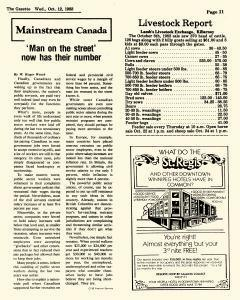 Baldur Gazette, October 12, 1983, Page 11