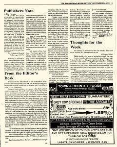 Beausejour Brokenhead River Review, November 24, 1994, Page 3