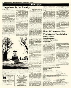 Beausejour Brokenhead River Review, November 30, 1994, Page 8